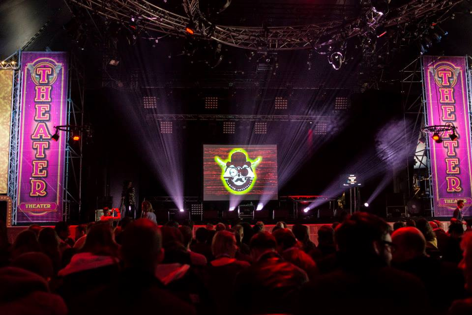 Paaspop Academy 2015 - Big Data On Site