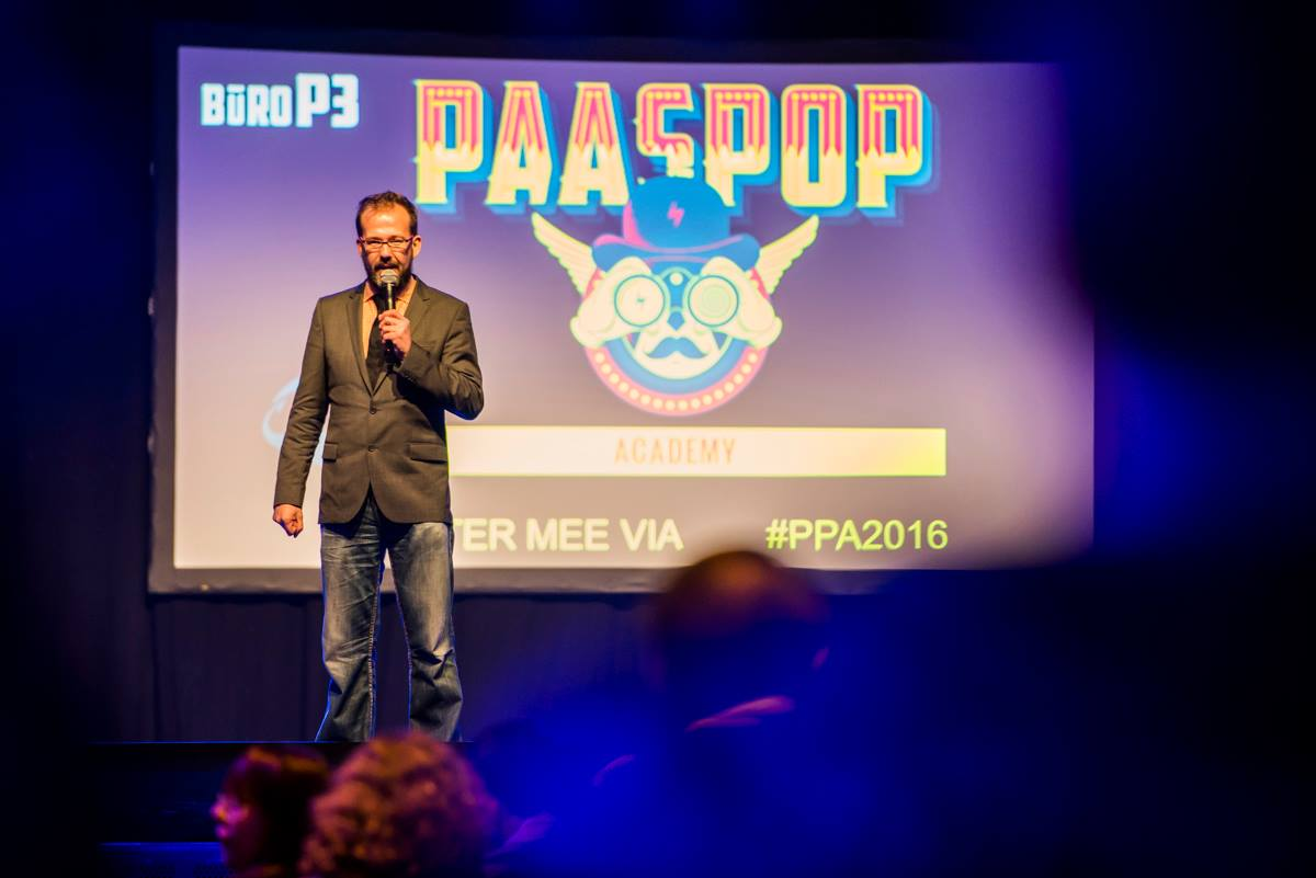 Paaspop Academy 2016 - Risicomanagement