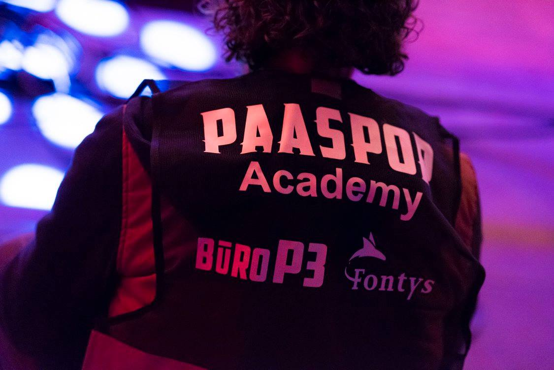 Paaspop Academy 2017 - Onder Invloed